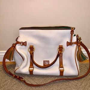 *new* DOONEY & BOURKE TOTE (Large, fits laptop!)